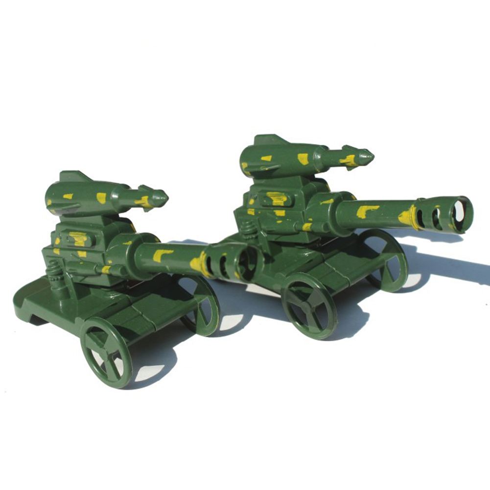 Toy Army Cars : Chbr pcs military cannon vehicles army men toy soldier