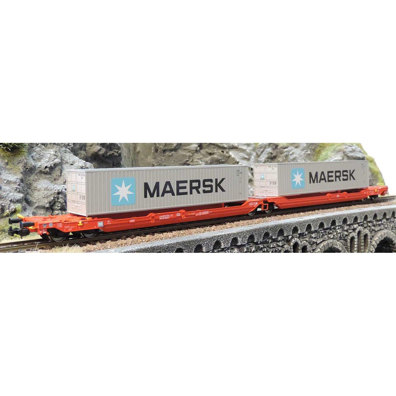 Piko T3000e DB Container Maersk VI 54775