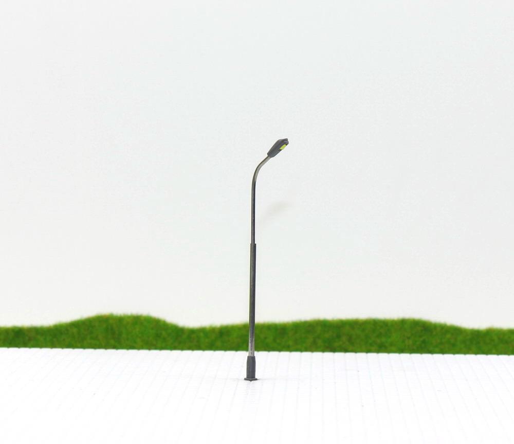 Modellbau Modelleisenbahn Typ1 LED Straßenlaterne Lampe